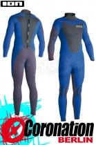ION Element Semidry 3/2 DL Neoprenanzug 2015 blue