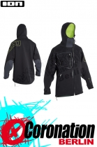 ION ShelterJacket Neopren Jacke black
