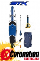 STX inflatable SUP Set Freeride/Touring 12'6 SUP Package