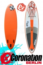 Vandal SUP Board IQ Surf 9'2'' Inflatable iSUP
