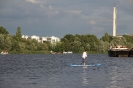 SUP am Rummelsburger See